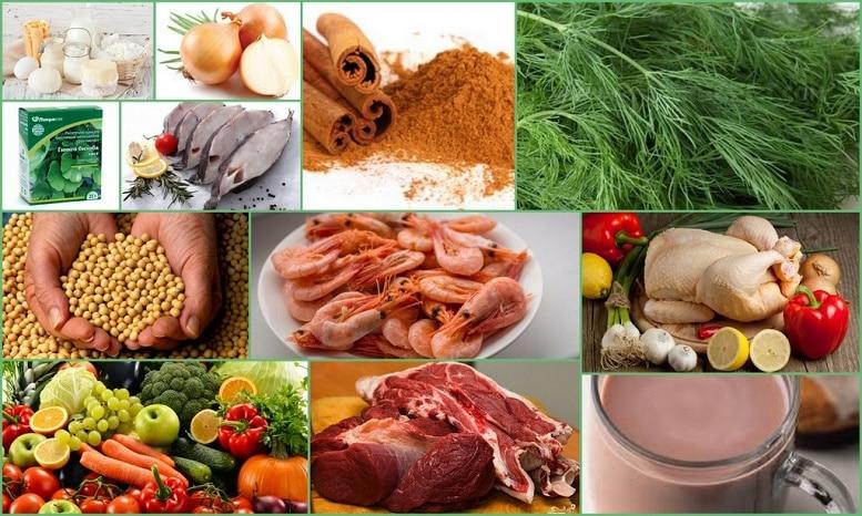 Питание при тромбозе глубоких вен нижних конечностей: диета при тромбозе и варикозе, что можно и что нельзя есть